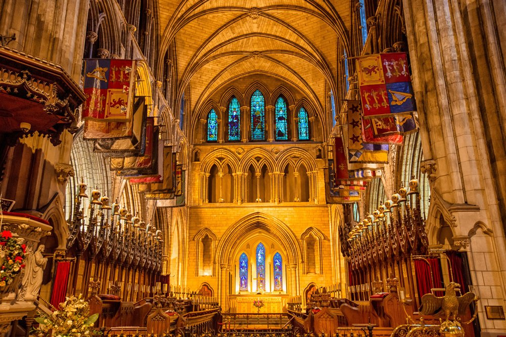 St. Patrick's Cathedral - visitor information